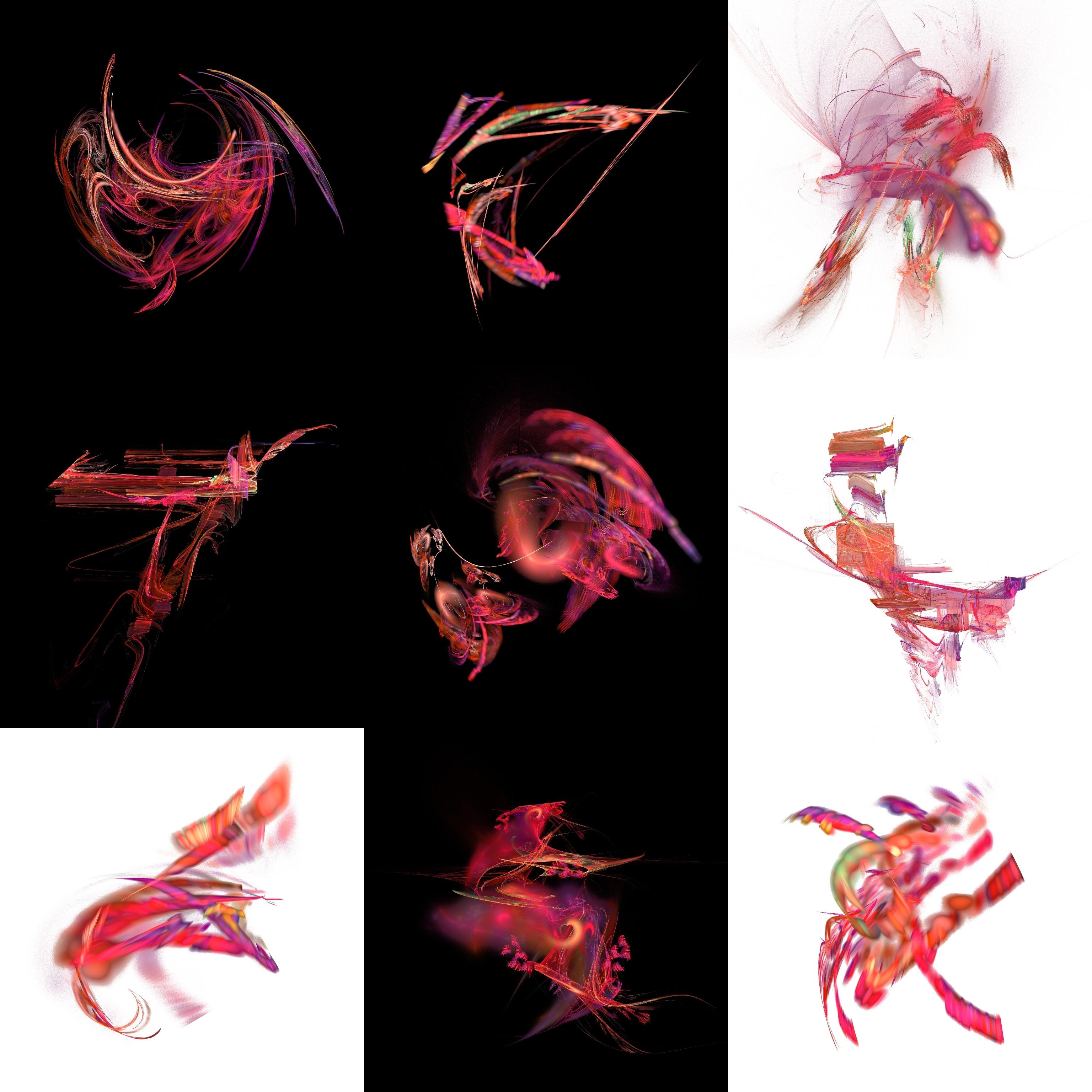 Aneco D/écoration de sapin de No/ël en m/étal avec 5 points en forme d/étoile de sapin de No/ël /à paillettes 20,3 cm 8 Inches Rouge